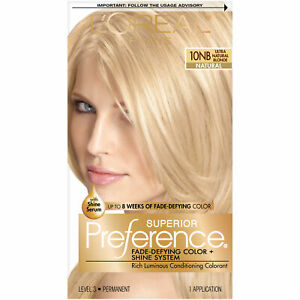 LOreal Paris Superior Preference Permanent Hair Color