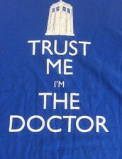 Doctor Who Medium Blue Vintage 1996 T Shirt Bbc Dr Who Experience