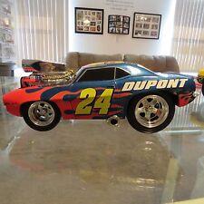 1969  Camaro Z/28  Jeff Gordon Dupont #24 Muscle Machines 1:18 Scale Die Cast