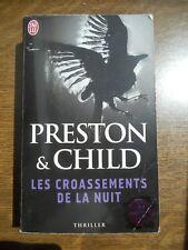 Preston & Child: Les croassements de la nuit/ J'ai lu, 2009
