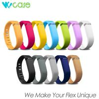 Fitbit Flex Replacement Wristband Wrist Band w/ Clasp WoCase® Large L Small S