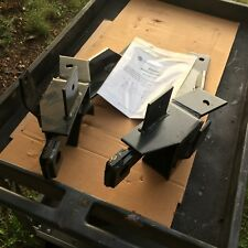 FISHER MINUTE MOUNT PLOW PUSH PLATES GM BRAND NEW