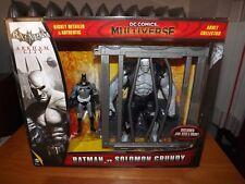 DC COMICS MULTIVERSE, BATMAN ARKHAM CITY, BATMAN VS SOLOMON GRUNDY, NIB, 2014