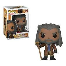 Pop Television The Walking Dead 574 Ezekiel Funko Figure 52027