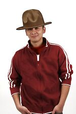 New Pharrell Williams Happy Hat Style Costume Party Rapper Halloween Westwood