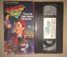 McGee and Me - V. 9 'Twas the Fight Before Christmas (VHS)