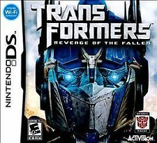 Transformers: Revenge of the Fallen - Autobots (Nintendo DS, 2009) NEW