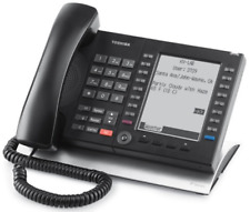 TOSHIBA IP5631-SDL IP Handset with LARGE LCD Screen PoE TAX invoice GST Inclusiv