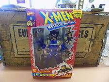 "1994 X-Men 10"" Spy Wolverine Deluxe Edition action figure Toy Biz Marvel NIB"