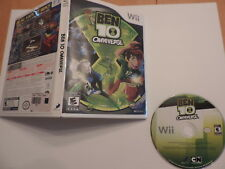 Ben 10 Omniverse (Nintendo Wii) tested and working