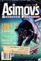 Vtg Isaac Asimov's Science Fiction Magazine  Aug 1993 Sonia Orin Lyris m749