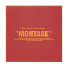 Montage by BLOCK B The 6th Mini Album