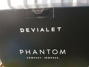 Enceinte Sans Fil Devialet Phantom II 2 98db Iconic White Blanche Neuve