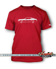 Toyota Celica Liftback 1973 - 1977 T-Shirt for Men - Multiple Colors and Sizes
