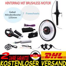 "28"" Elektro Fahrrad Umbausatz 36V 250W Heckmotor Ebike Conversion Kit Hinterrad"
