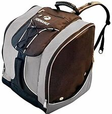 Ski Boot Bag- Ski Gear Backpack for Boots of All Sizes- Top Notch Quality Water-