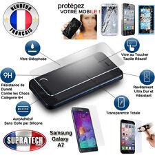 Protection d'Ecran en Verre Trempé Contre les Chocs pour Samsung Galaxy A7