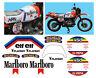 Kit BMW R 80 GS PLAYBOY Pari Dakar Marlboro - adesivi/adhesives/stickers/decal