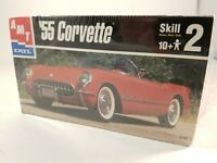 1955 Chevrolet Corvette Convertible 1/25 AMT ERTL Model Kit