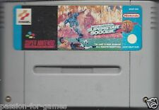 INTERNATIONAL SUPERSTAR SOCCER for SNES Super Nintendo