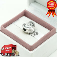 Pandora, Enchanted Heart Clip, Charm, Fairy Tale 797024
