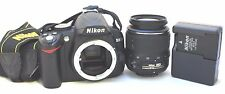 Nikon D3000 DSLR Camera Bundle with 18-55mm Lens  T1-2A
