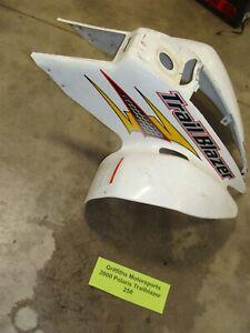 2000 POLARIS TRAILBLAZER 250 front fender fenders white plastic body