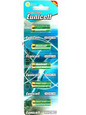 A23 MN21 23A GP23A 8LR23  12V  Alkaline batteries  , Eunicell   5 x   battery