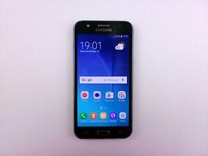 Samsung Galaxy J5 (SM-J500FN) 8GB - Black (Unlocked) Smartphone Clean IMEI K2817