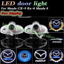 LED maletero-interior-fußraumbeleuchtung Mazda cx-7 cx-9 demio mx3 mx5