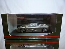 MINICHAMPS McLAREN F1 STREET - BMW POWERED TAG HEUER RED 1:43 - EXCELLENT IN BOX
