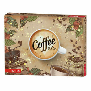 "Kaffee-Adventskalender ""Coffee & Co."""
