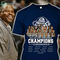 Georgetown Hoyas 2021 Big East Conference Champions unisex shirt