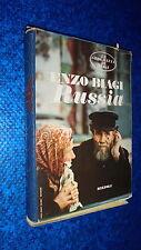 ENZO BIAGI:RUSSIA.GEOGRAFIA RIZZOLI 2.NOVEMBRE 1977.COP.RIGIDA!COFANETTO.PINTER