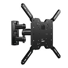 "SANUS Vuepoint Full Motion TV Wall Mount Bracket for 37-80"" TVs - 10' HDMI"