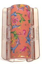 Original Linziclip Maxi - Paisley Apricot centre (Claw clip, Butterfly clip)