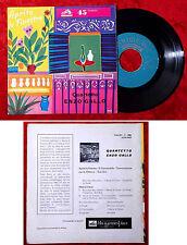 EP Quarteeto Enzo Gallo (HMV 7EG (W) 11-8886) NL