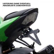 Kennzeichenhalter Heckumbau Kawasaki ZX 6R 636 verstellbar adjustable tail tidy