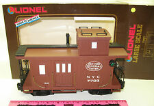 Lionel new 8-87703 New York Central Caboose