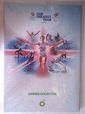 Bp 2012 Juegos Olímpicos de Londres, Coleccionistas medallón vacío álbum, Nuevo Sellado