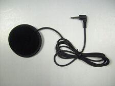 Casque plat haut-parleur (unique) 3,5 mm haut-parleur mono pour mp3 vélo moto radio