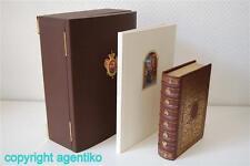 Moscou Stundenbuch * Book of Hours * FAC-SIMILÉ Coron * Limitée * NP 5.980 €