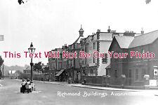 SP 590 - Richmond Buildings, Avonmouth, Gloucestershire - 6x4 Photo