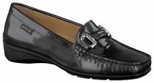 Ladies Casual Slip On Shoes Mephisto Natala Grey EU Size 6.5