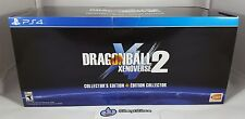 Dragon Ball Xenoverse 2: Collector's Edition (Sony PlayStation 4 PS4, 2016) NEW!
