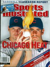 2003 Sports Illustrated: Kerry Wood & Mark Prior Chicago Cubs - No Mail Label