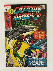 Captain America 142 VF Stan Lee John Romita Classic