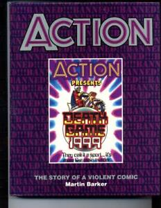 Action: The Story of a Violent Comic    Martin Barker   HC   1990