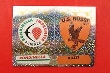Panini Calciatori 2000/01 N. 692 RONDINELLA RUSSI SCUDETTO NEW DA EDICOLA!!