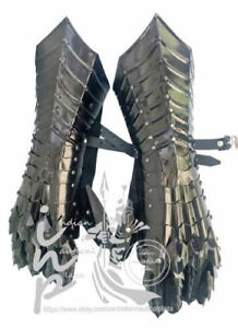 Medieval Nazgul Gauntlets Gloves Steel Armor Lord of ring lotr Nazgul gift item
